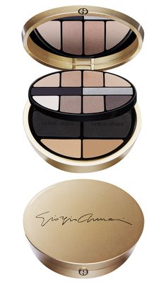 14eb73d13aa Giorgio Armani Holiday 2015 Luxe Is More Collection — Beautezine