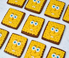 Sponge bob is 'under the sea ' - occasional splashes of him around the room could be included