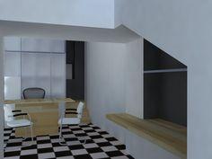 OFFICE INTERIORS Office Interiors, Design Projects, Architecture Design, Loft, Interior Design, Studio, Bed, Furniture, Home Decor
