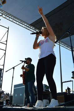 .@Lauren_Alaina performed at KSON-FM's #CountryFest  (6/6/15)…PHOTO 7