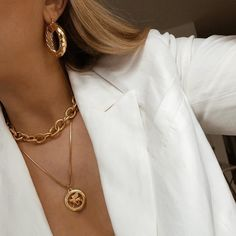 This Rose Gold Dangling LOVE Micro Pave Diamond Necklace Chain is just one of the custom, handmade pieces you'll find in our necklaces shops. Jewelry Accessories, Fashion Accessories, Fashion Jewelry, Fashion Belts, Trendy Accessories, Fashion Fashion, Fashion Ideas, Winter Fashion, Womens Fashion