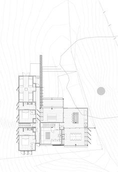 Castle Rock Beach House floor plan