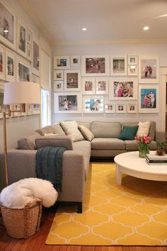 Revive Your Memories: 19 Engrossing Ways To Make Photo Wall In Your Home