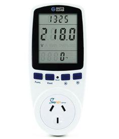 Power Meters, Energy Monitors & More
