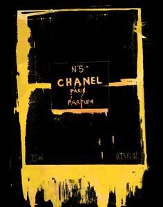 Awesome Chanel Screen Prints