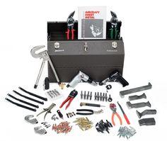 Aircraft Tool Supply Ats Professional Riveting Kit 3X