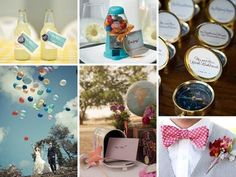 up movie wedding ideas | up themed wedding inspiration board: mailbox cardbox! | Wedding Ideas