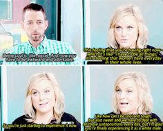 When she smashed the patriarchy without so much as flinching. | 19 Times Amy Poehler Gave Absolutely Sound Advice