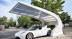 With the paradigm shift in photovoltaics away from pure ROI thinking, and with the upcoming move toward e-mobility, solar panels on car ports is a good example of the changing attitudes toward the objectives of going solar.