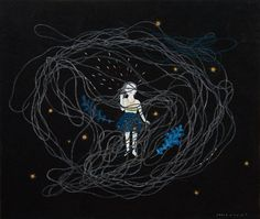 Pintura de Jeana Soh
