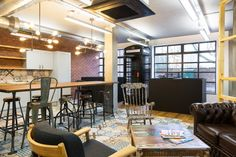 Tagwright House Co working space by ThirdWay Interiors, London – UK » Retail Design Blog