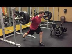 Lunges: You're Doing Them Wrong   T Nation