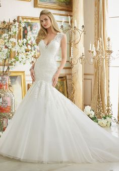 This wedding dress is Wedding Dresses and Bridal Gowns by Morilee designed by Madeline Gardner.It will make you feel fantastic and confident on your special day.