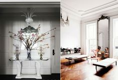 How to Decorate With a Mirror? #wallmirrors #mirrordecoration #livingroomideas dining room ideas, bathroom mirrors, interior design tips | See more at http://brabbu.com/blog/2016/03/interior-design-tips-how-to-decorate-with-a-mirror