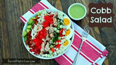 Cobb Salad - hearty