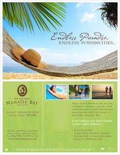 steele creative: Real Estate Ads Real Estate Ads, Real Estate Branding, Real Estate Marketing, Hotel Brochure, Hotel Ads, American Flag Painting, Folder Design, Display Ads, Tropical Landscaping