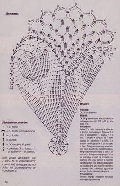 crochet-tulipe.jpg (663×1024) More