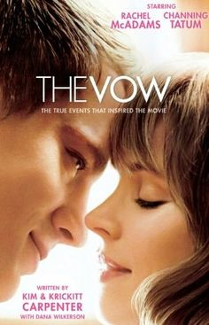 The Vow by Kim and Krickett Carpenter.  This was such a great book and it was nothing like the movie.