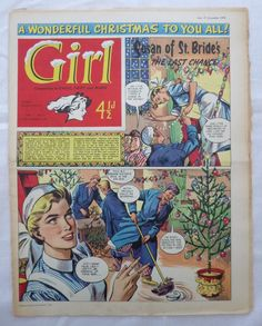 Comics Girls, Vintage Books, Dandy, Robin, British, Baseball Cards, Bride, Christmas, Art
