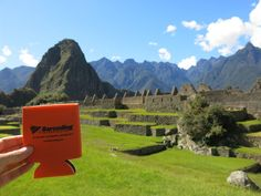 #BarcodingSpotted in Machu Picchu Peru