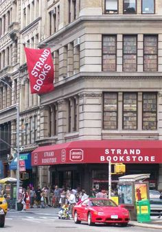 """""""The Strand"""" bookstore in NYC!"""