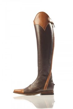 Wow!~Two-Tone Flex Boot | Hunter/Jumper | La Mundial