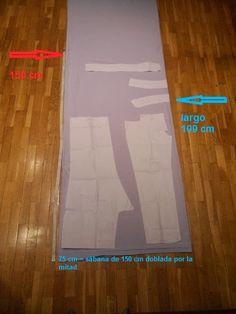 cómo calcular la tela que necesitamos para una prenda