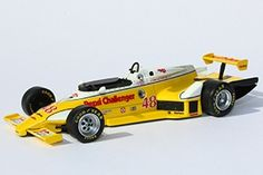 1981 Gurney Eagle Challenger Founders Edition Chevrolet Powered and Certificate Hand-signed by Dan Gurney Indy Car Racing, Indy Cars, Chevy, Chevrolet, John Ward, Dan Gurney, Ground Effects, Model Ships, Car Ins