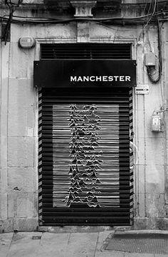 Joy Division Cover. Manchester, England where I was born.