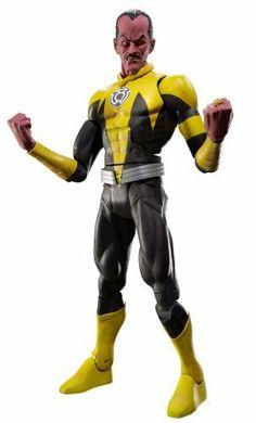 DC Universe Classics Sinestro Collectible Figure