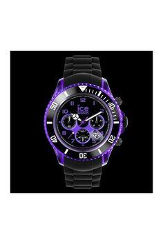Ice Watch Ice Chrono Electrik Black Purple