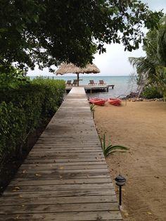 Placencia, Belize, April 2012