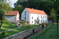 Malomporta Bozsok #vintage #watermill #placetostay