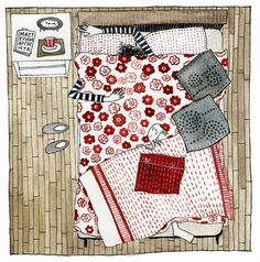 lazy morning by Yelena Bryksenkova