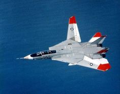 These photos prove F-4 Phantom and F-14 Tomcat could take off and land with folded wings