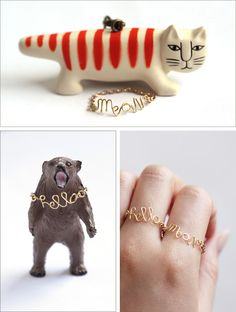 Learn How to Make Your Name with Wire - Six Wire-name Jewelry Tutorials  http://www.brandywinejewelrysupply.com/blog/wire-name-jewelry-tutorials/  http://www.brandywinejewelrysupply.com/wire/