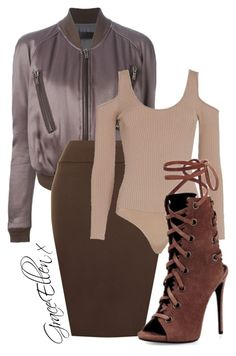 Untitled #84 by miss-grace-ellen on Polyvore featuring polyvore fashion style Haider Ackermann Exclusive for Intermix WearAll clothing