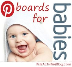 Best pinterest boards for babies.  I love all the inspiration!!