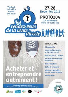 Acheter et Entreprendre Autrement - Paris Saclay - PROTO204