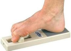 My favorite foot muscle trainer - Elgin. Having strong feet muscles will make all your athletic body perform better.