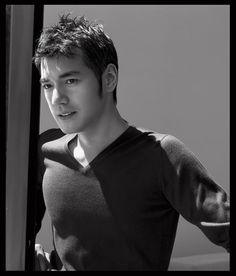Takeshi Kaneshiro Half Chinese and Japanese model and actor. Asian male models and celebs