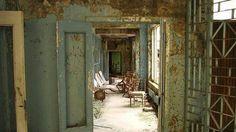 Pripyat, Ucrania (Getty).