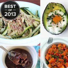No Gluten, All Good: 2013's Best Grain-Free Recipes