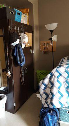 Emporia State University Dorm--Trusler ❤️