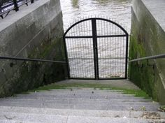 The Queen's Stairs, Tower of London. From this interesting article about the arrival of Anne Boleyn at the Tower http://onthetudortrail.com/Blog/2011/10/18/anne-boleyn%E2%80%99s-arrival-at-the-tower-of-london/