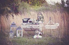 Chic Southern Vintage Wedding Inspiration