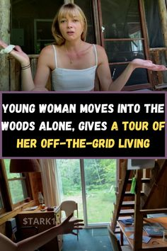 Most millennials are aware that buying a house may not be something they can afford in their twenties, or even thirties. Renting and even sharing living spaces is now the norm. Tiny house living and van life are on the rise among young people who are looking to live simply (and affordably). But you don't necessarily have to sacrifice space to achieve that, and Hannah Lee Duggan is the perfect example of how to make it work. Hannah Lee, Interesting Stories, Renting, Young People, Van Life, Young Women, Tiny House, Studs, Living Spaces