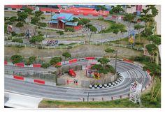 Conrad Raceway   Slot Mods Raceways
