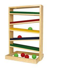 Montessori Ball Tracker