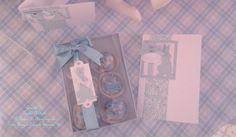 "5 X 7 ""window Sheet"" Slider Box""-Sweet"" Little Gift - Cookies & Cream Truffle Cake Pops and Greeting Card"